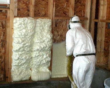 Insulation Spray Foam